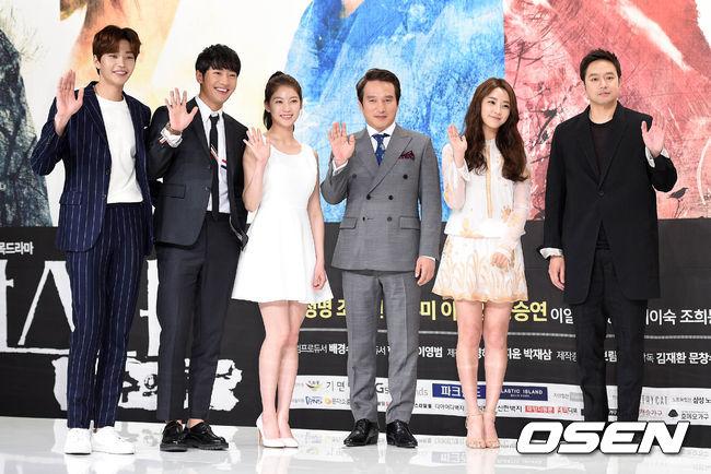 ✿TOP 10- KBS2《Master-麵條之神》 ➔下降1個名次 ※主要在講述男主角無名(千正明飾)為了復仇鑽研麵條技術的故事。