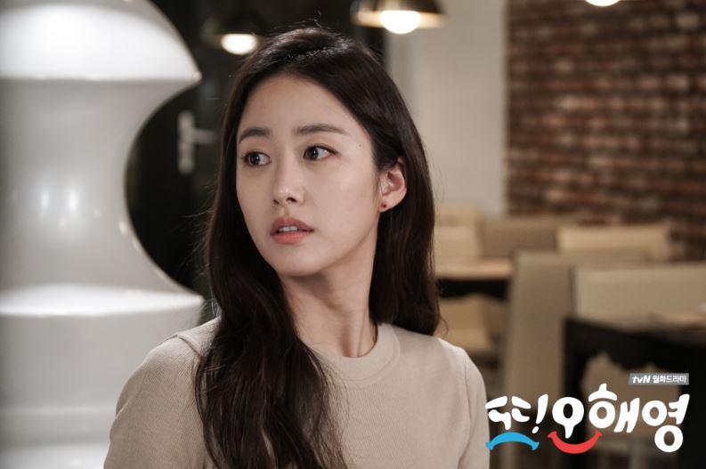 全慧彬在劇中飾演道京的前女友,和平凡吳海英的高中同學,擁有漂亮的外表和能力的女人。