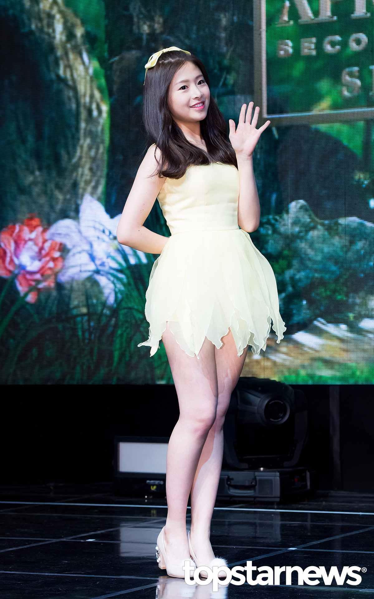 目前以《Tinker Bell》活動中的 APRIL 主唱彩媛