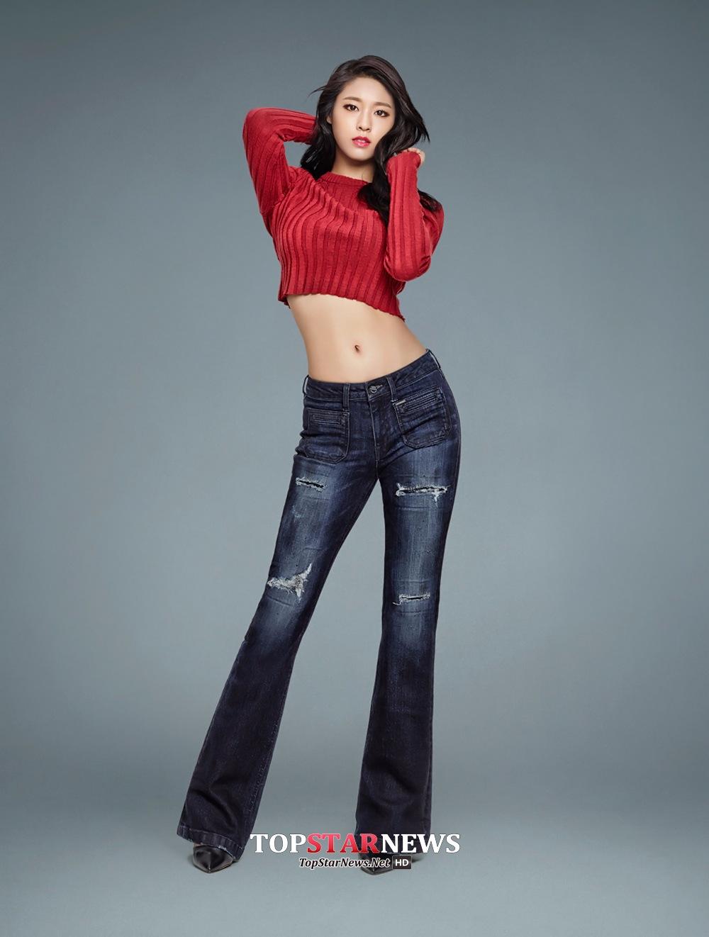 雪炫在節目上表示:「雖然由自己的嘴巴說出來有點害羞,不過覺得自己腰部到骨盆的線條是自己身體的優點。」