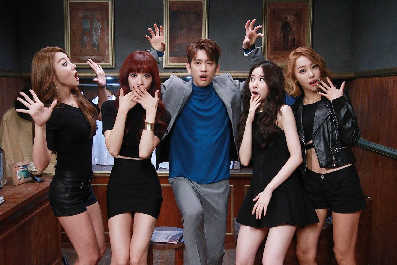 大家還記得上次小編介紹過五組由韓國網友選出來的「雖然是實力派卻紅不起來的男女團」嗎?他們的實力真的都很好啊…