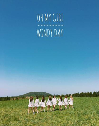 然而韓國網友們說最近回歸的OH MY GIRL也是如此…前幾天推出了新曲〈WINDY DAY〉,但成績卻沒有預期中的好ㅠ.ㅠ