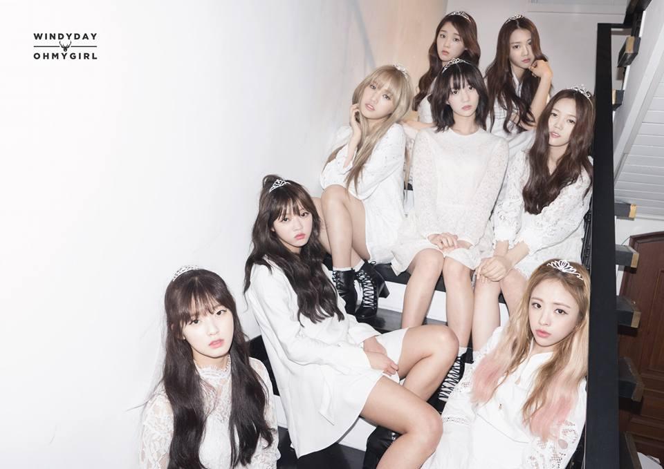 不論從哪個方面來看,真的都是個無缺點的女團啊~而且韓國網友也表示:「OH MY GIRL每次的歌曲都很好,到底為什麼紅不了?」