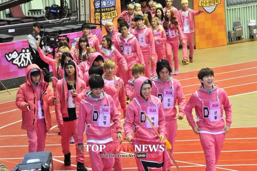 光是2012年韓國歌壇就有41組新人團體出道,相當於每周至少有1組新團出現!