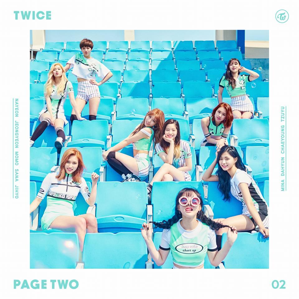 被形容為猶如彗星一般崛起的TWICE,是在去年10月才出道,今年4月發行第二張迷你專輯《PAGE TWO》