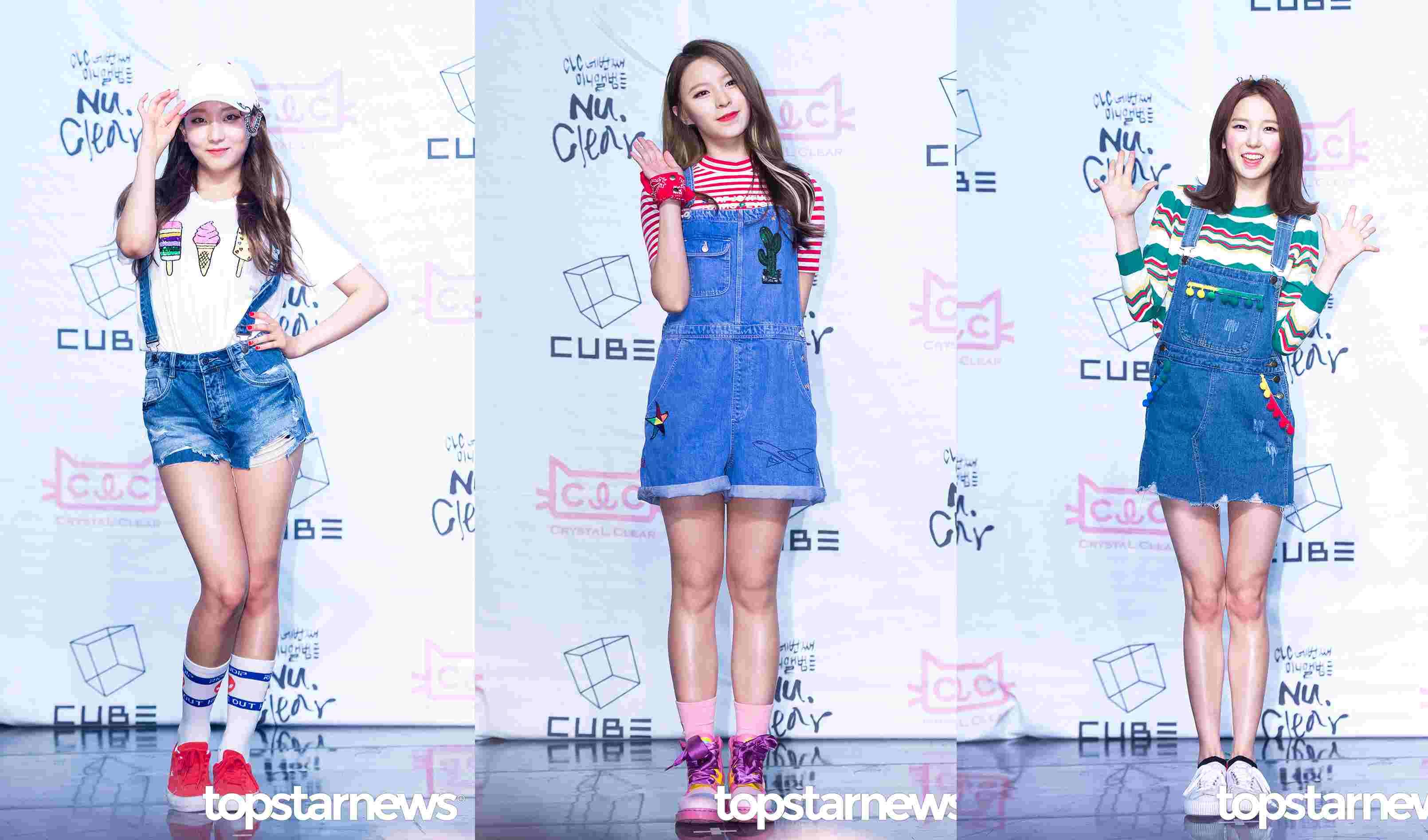 Style①背帶裝 背帶裝是每年暑假韓國高中生最經常嘗試的造型,但韓妞更多會在小細節上讓自己的裝扮看起來更與眾不同,比如可愛圖案的內搭T,或者在背帶褲、背帶裙上加上可愛的貼圖、小毛球等裝飾品。