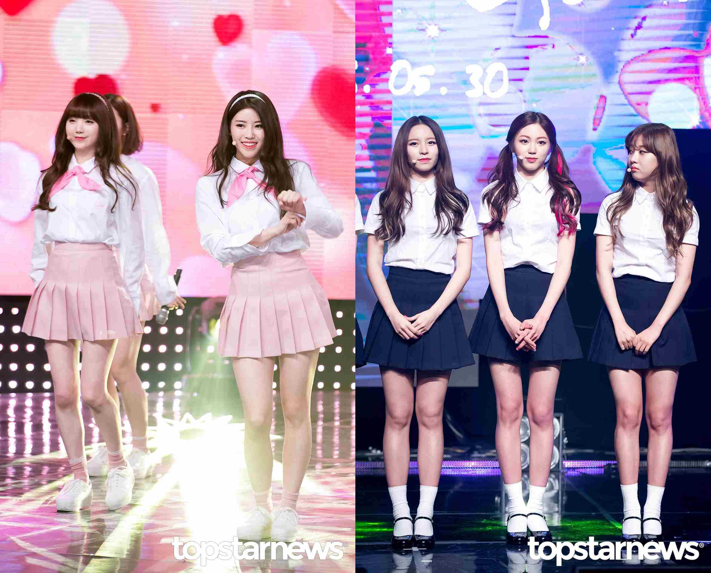 Style③網球裙 雖然說網球裙是韓國女高中生的校服裙,但韓妞會在假期把網球裙穿出不一樣的風格,比如比起校服裙走的暗色系,可以選一些更適合夏天的亮色系,嫩粉色、薄荷綠都很適合,或者脫下球鞋,換上一雙瑪麗珍吧!