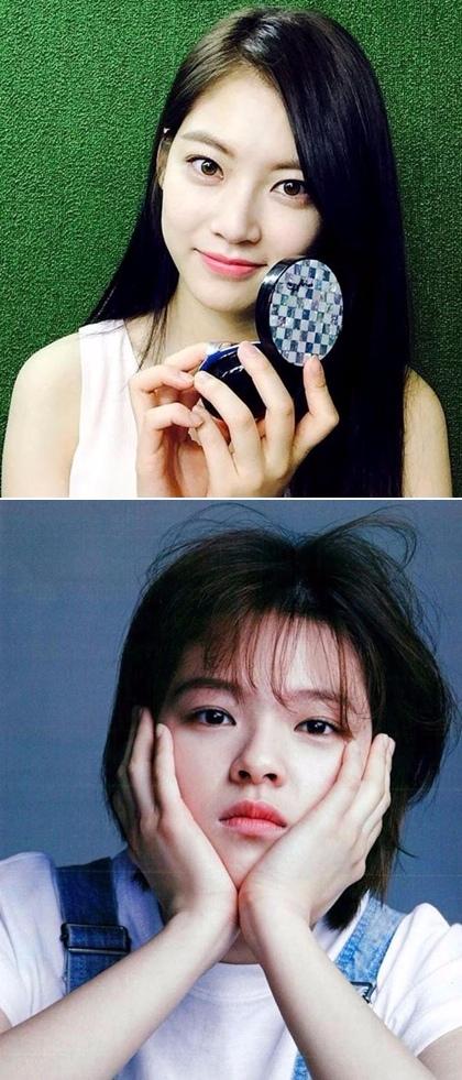 尤其姊姊孔昇延曾經是SM娛樂旗下的練習生,就可以和妹妹定延交流經驗!