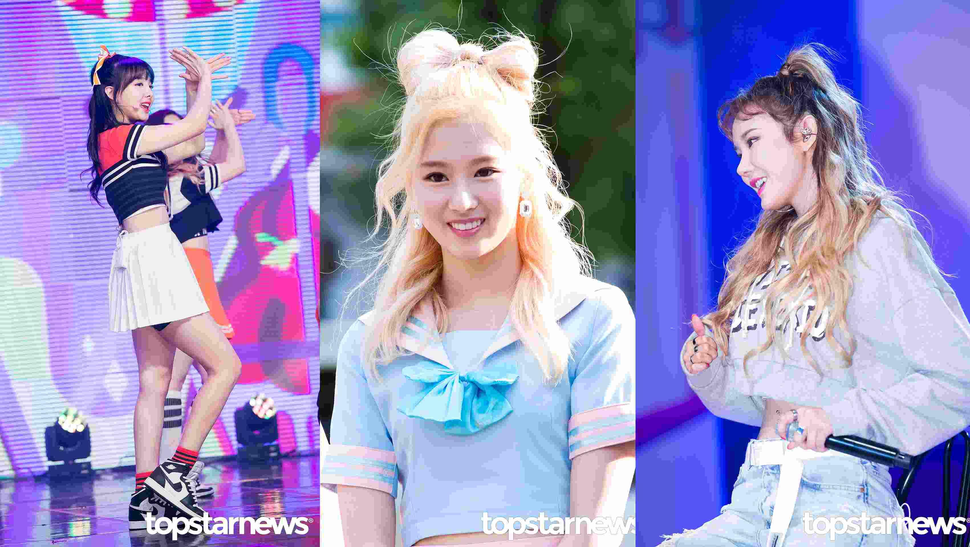 ★★★★★公主頭 自從Sana在<CHEER UP>裡帶火了公主頭,不僅在偶像間刮起了公主頭風,而LE更是把公主頭詮釋出了帥氣風,很多韓妞也都在模仿。