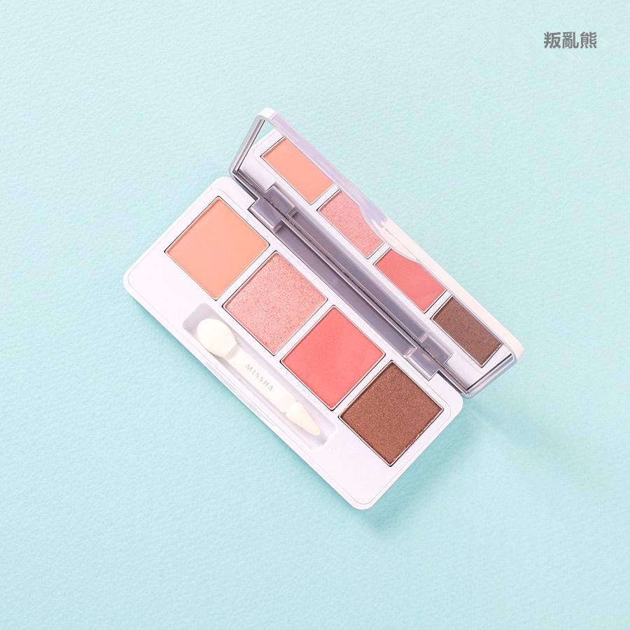 ▷ MISSHA / Calary Girl Eye Color Studio #1 Pink Surfing  (KRW 14,800)