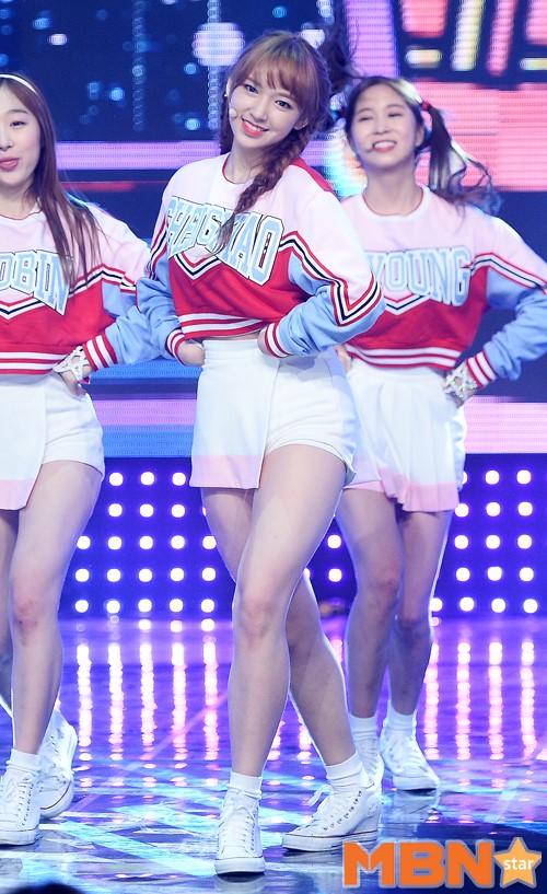 纖細的身材雖然也很美,但韓網友們認為這種穠纖合度的身材更更更更性感!