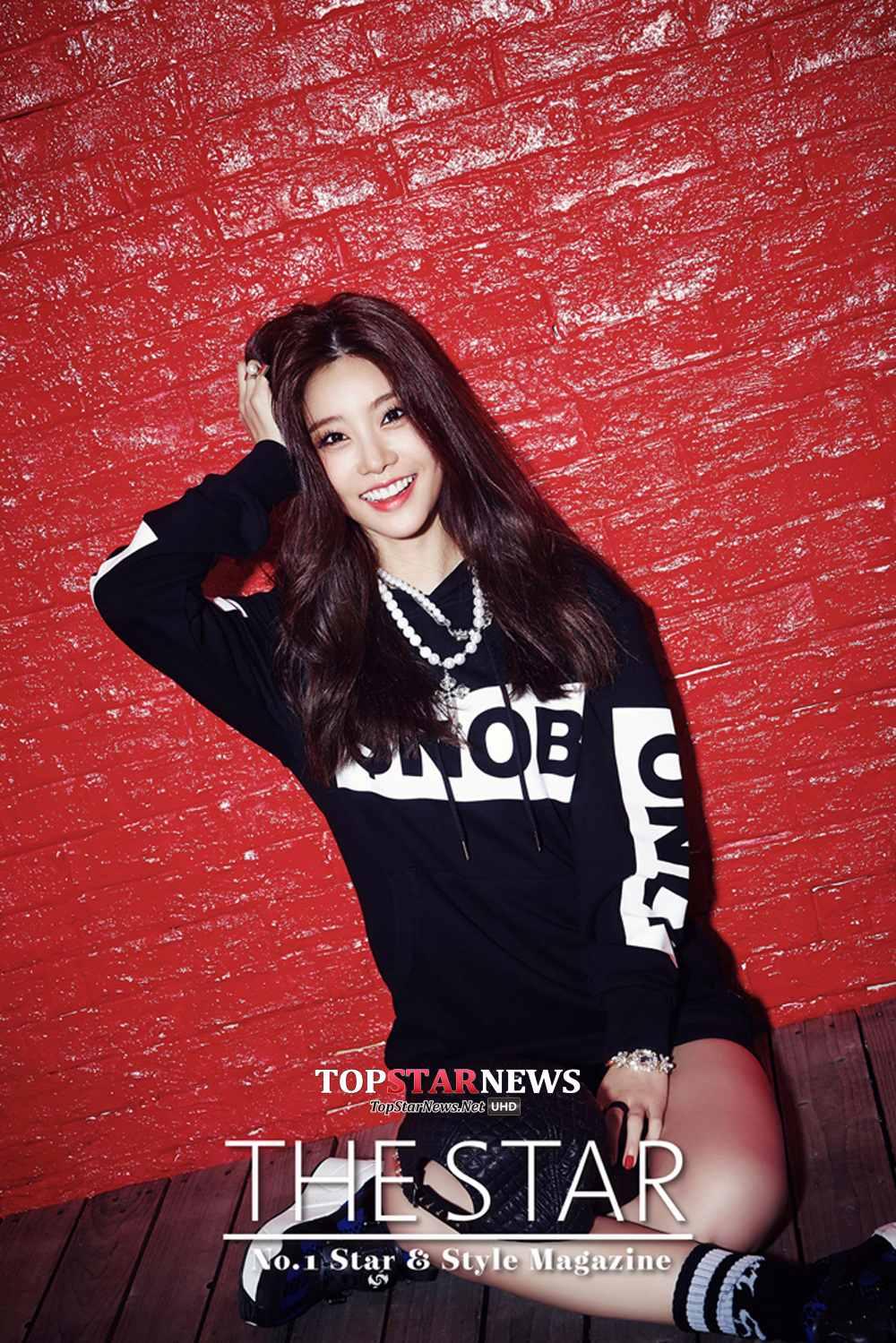 Girl's Day - So Jin 1986年5月21日生(30歲)