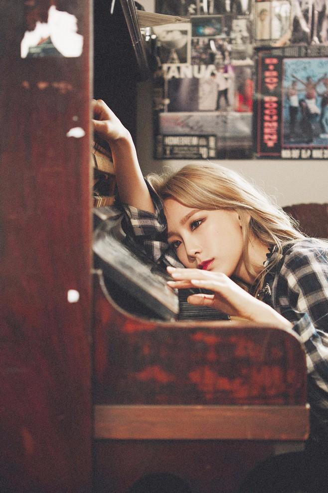 ♥第4名 〈U R〉 -雖然知道太妍的聲音很棒,但這首歌把太妍的聲音更加凸顯出來了!