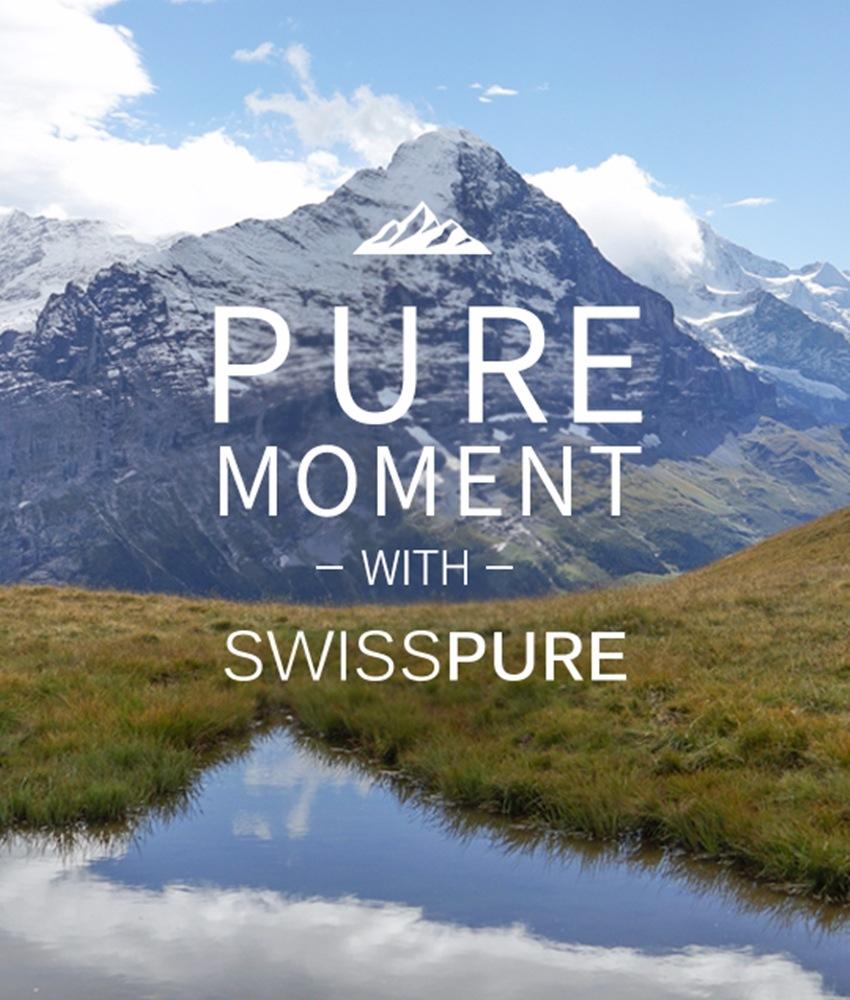 大家聽過韓國品牌SWISSPURE嗎?☜☜ 其實這是MISSHA旗下的品牌!主打天然,以保養護膚、居家沐浴等商品為主,以瑞士雪國為品牌形象,塑造商品有機天然的形象~~~~