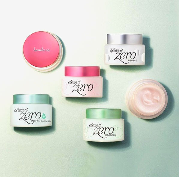 還有出不同功效的版本唷  粉色-一般溫和版、藍綠-敏感肌保濕用、綠色-抗氧化、銀白-亮白保濕