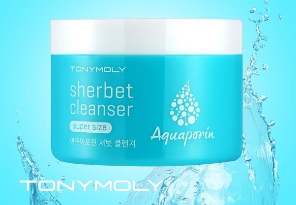 ♯ Tonymoly AQUA海洋清爽舒緩卸妝霜 內含海洋深層水,在卸妝的同時可提升肌膚保濕度和彈力 ! 皮膚妝況比較乾燥的女孩可以選擇使用這款卸妝霜唷
