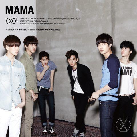 No.1 EXO-K 首張迷你專輯《MAMA》(2012) 銷售量:145,925 目前總銷售量:290,733 EXO-K以超過10萬張的銷售成績可說是怪物新人王