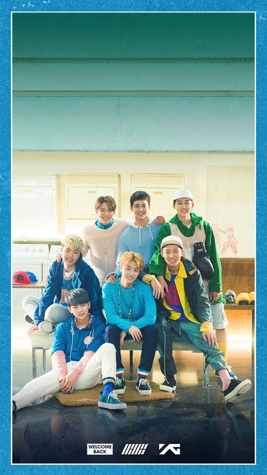 No.5 iKON 首張正規專輯《WELCOME BACK》(2015) 銷售量:52,312 目前總銷售量:83,614 如果看總銷量的話,iKON僅次WINNER之後,可能是因為iKON這張專輯在兩個月之間分別發上跟下,所以累計時間也延長了~