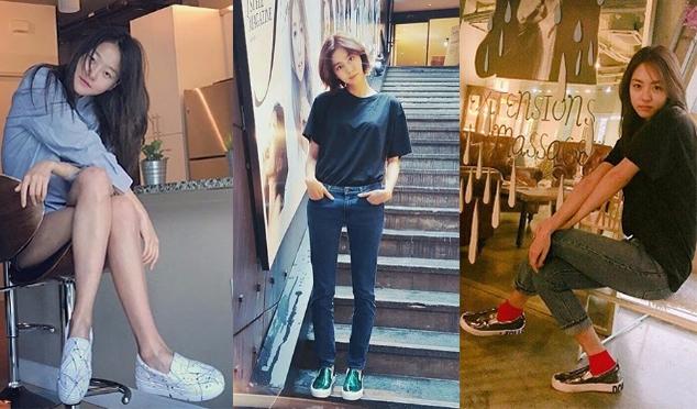 提到最近備受韓國年輕人歡迎的時尚鞋牌,絕對非SUPERCOMMA B莫屬,不僅在2016SS首爾時裝周秀場吸引滿滿入場爭相目睹的人潮,偶像潮人們最近更是人腳一雙。