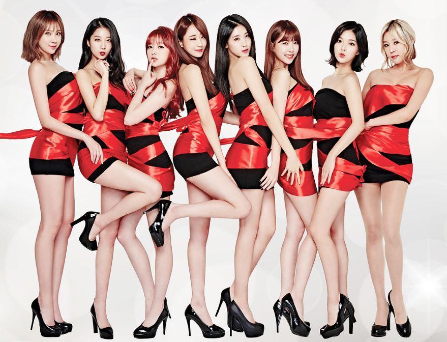 大家對Nine Muses的印象是什麼呢?通常提到Nine Muses,普遍對她們的印象就是「模特兒身材」和「性感」吧?