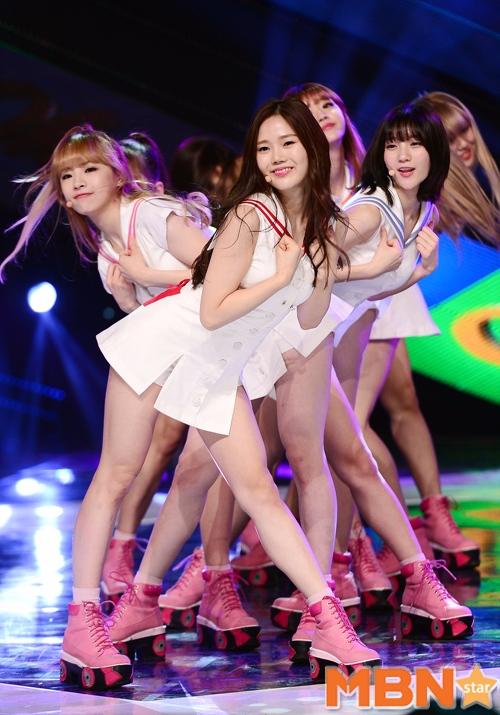 以OH MY GIRL在韓國剛出道不久,在日本出道之前就能有這樣的高人氣,真的相當不簡單!!