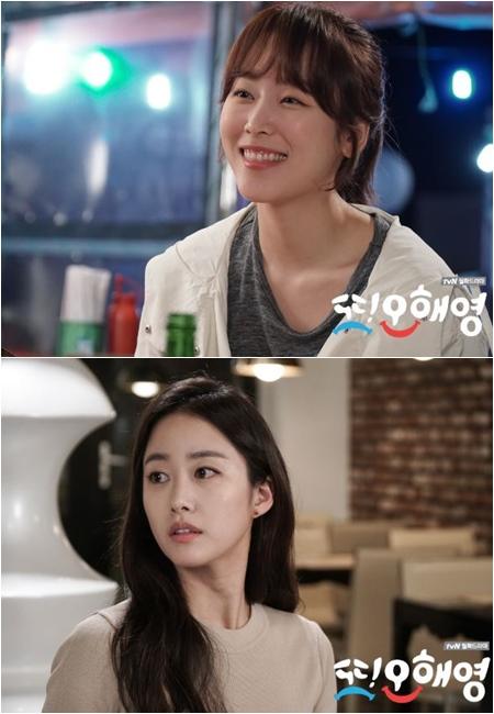 而且韓網友們都認為應該沒有人可以比他們兩個人更完美詮釋吳海英了~