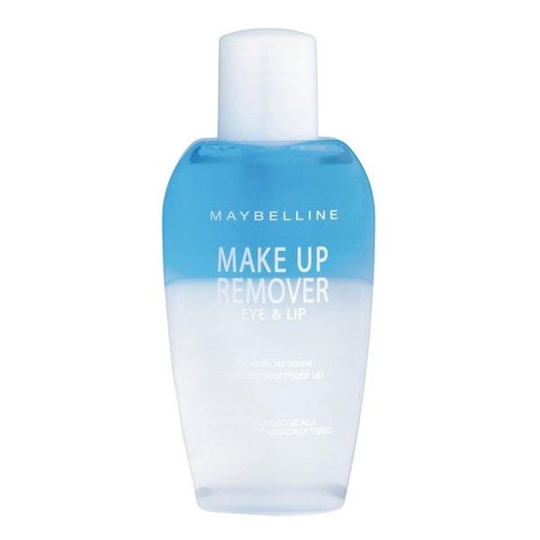♫媚比琳 Maybelline輕柔眼唇卸妝液 $195 平均一件98元 偽少女心中的愛~這款眼唇卸妝液真的很好用啊!不薰眼、卸妝力又夠,絕對是在打折時必囤貨的商品啦!