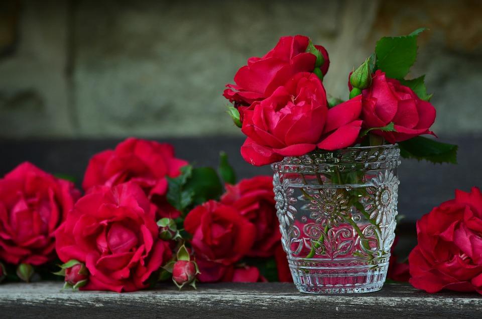 # 自製玫瑰洗面乳 玫瑰有活血散淤、改善臉色的作用。可將20克玫瑰花浸入5升醋中,放置一週後,取其濾液,每天早晚取一勺放入水中洗臉,長期堅持就能使肌膚變得紅潤、有光澤,也可用玫瑰花泡茶、熬粥、煲湯。