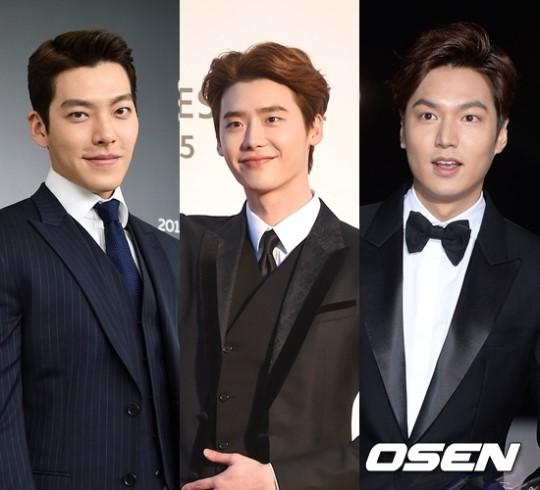 而今年下半年,要來接棒大家「國民男友」地位的人,就是大家期待已久的金宇彬、李鍾碩和李敏鎬!!!