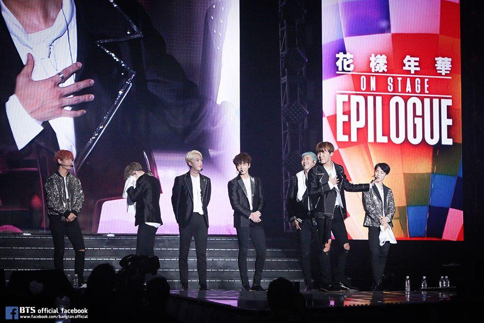 而防彈少年團正在舉行亞洲巡迴演唱會<花樣年華 on stage : epilogue>,各個場次的票券都是以「秒殺」的程度銷售一空 。