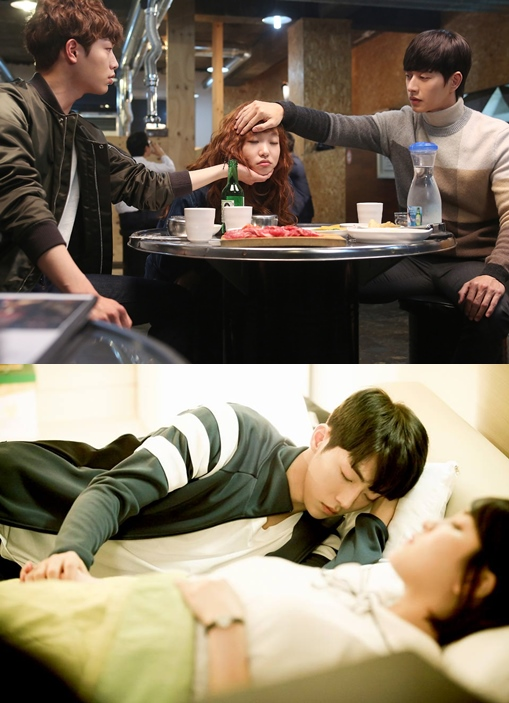 今年年初被韓妞封為「淨化眼球」的韓劇是《奶酪陷阱》,一部就有三位美男陪伴觀眾,成為當時必看的人氣韓劇!