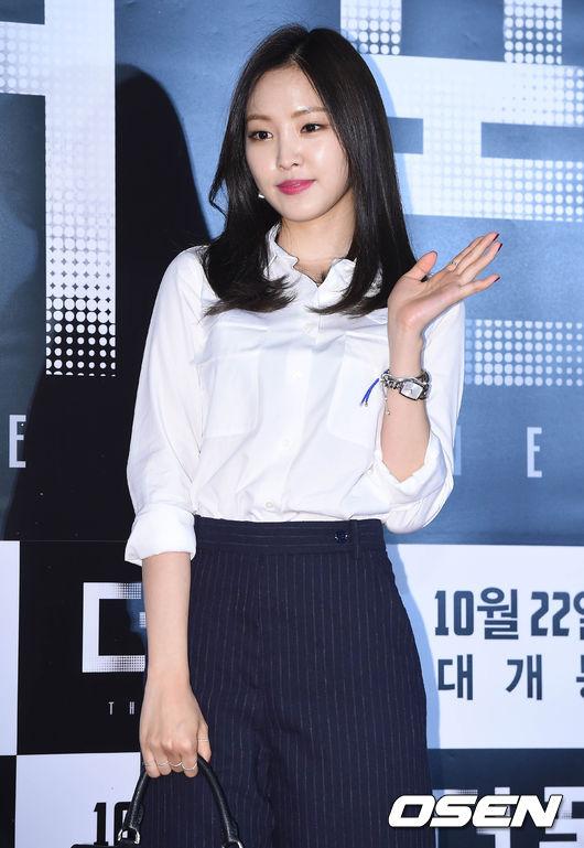 在劇中被丁一宇喜歡的娜恩,則是飾演從小暗戀姜賢珉(安宰賢)得不到回應,卻被姜智雲(丁一宇飾)愛著的爽朗女孩-朴惠芝。
