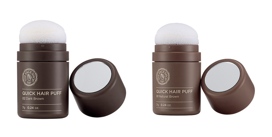 一共有自然棕、深棕色兩種最常用的色號,具體根據自己的髮色來選就好了!