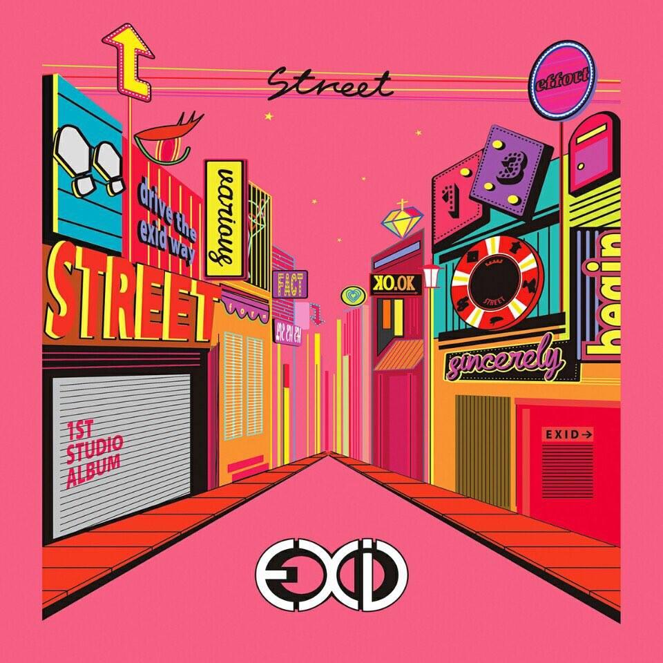 EXID與粉絲LEGGO之間的情感真的超暖心!這次在專輯中特別收錄第一首fan song《Summer, Fall, Winter, Spring》表達對粉絲的感謝!