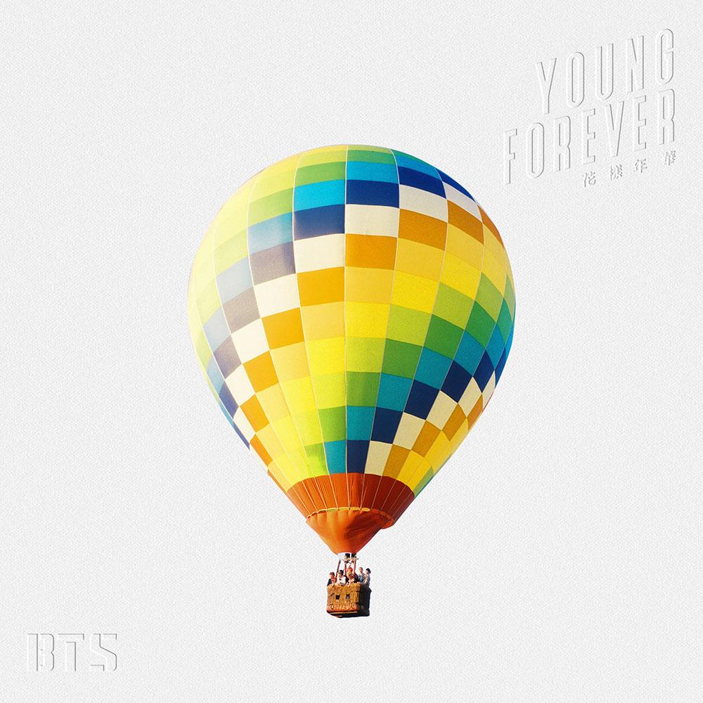實體唱片冠軍防彈少年團《花樣年華Young Forever》 防彈的專輯銷量可說是在5月一枝獨秀,Gaon統計已經賣出至少31萬張!