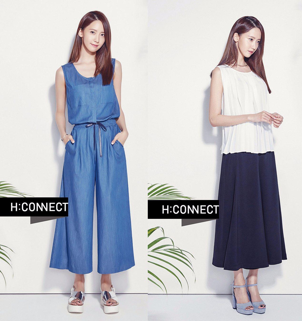 ◆上班族 除了休閒風,該品牌還推出了適合20~30歲年輕上班族的單品,潤娥還拍了今年夏天的最新畫報。