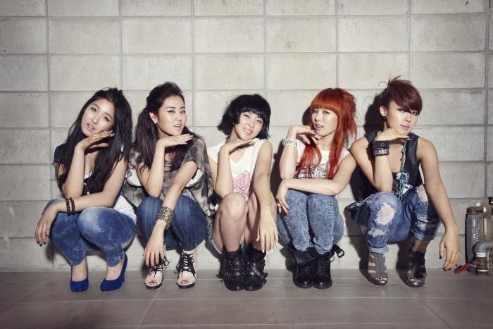 6月18日是5人女團4Minute的出道日,而今年本來要歡慶7周年的....