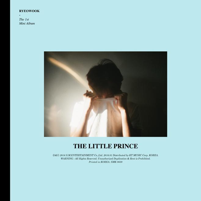 ♡ Super Junior 厲旭  即將在 6 月入伍的厲旭也發行了首張 SOLO 專輯《小王子 (The Little Prince)》。
