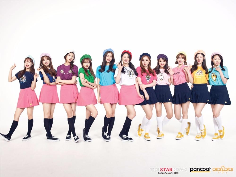 經過激烈的比賽最終留下了11名少女,以I.O.I的名義組成為期一年的限定女團出道了
