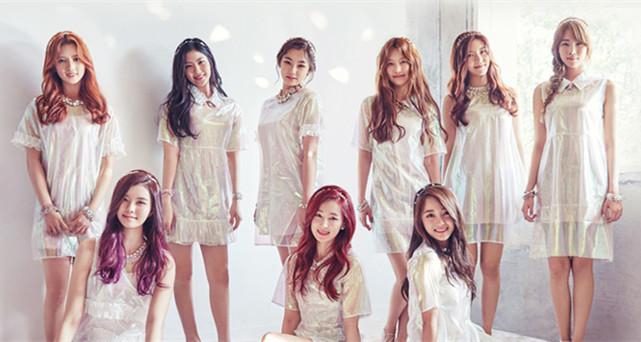 VIXX的師妹,Jellyfish娛樂首度推出的女子9人團體,日前已經公布了全體成員,美貌令人驚豔!