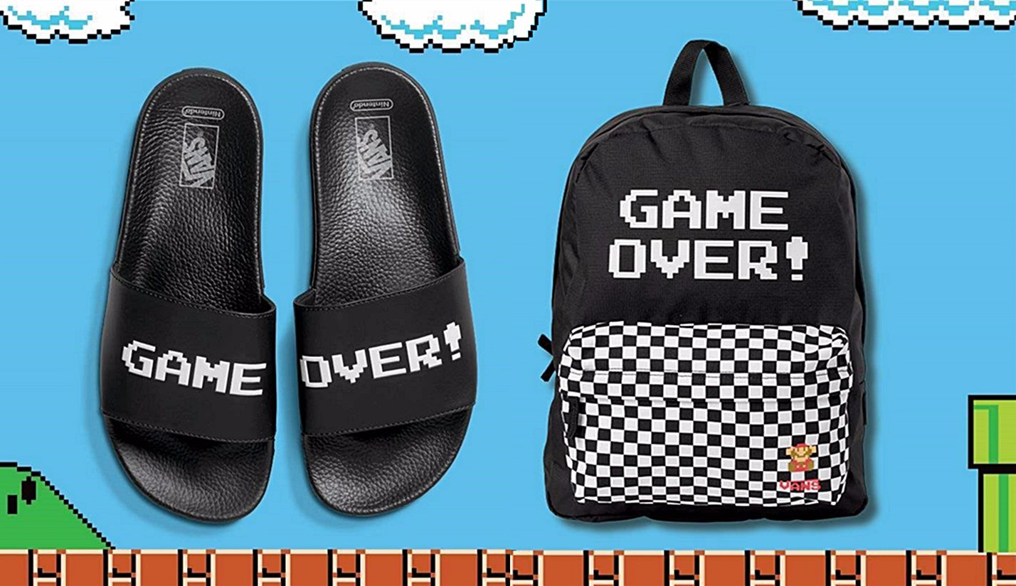 像摩登少女就覺得這款背包好好看阿~~~~~ 拖鞋也是,還有GAME OVER是怎樣