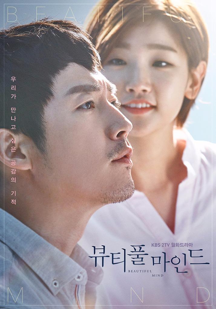另一部則是由張赫、樸素淡主演,由KBS電視台播出的《Beautiful Mind》