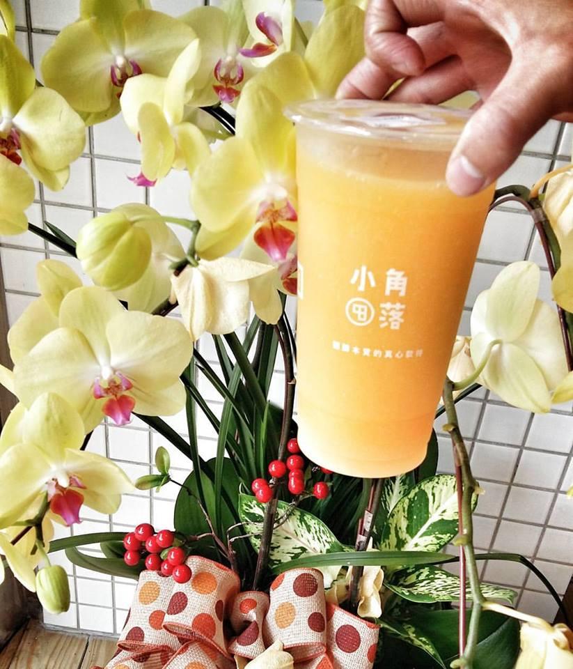 想要純粹品嘗水果風味的朋友也可以點它們的新鮮果汁系列 !