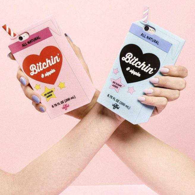 介紹了三個品牌,哪一個最吸引到你的目光啊?快揪姊妹們一起為手機換上新衣吧~