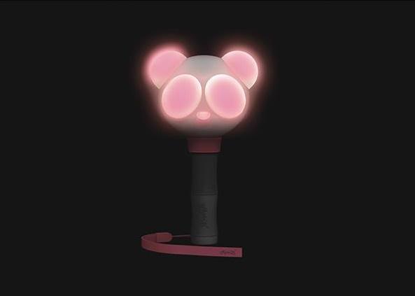 黑暗中粉紅色光真的超級可愛! 根本少女心大爆發! 難怪連男粉絲也淪陷!