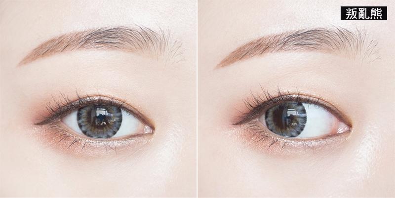 體驗後有感 ★★★★☆ 雖然鏡片稍稍有點厚,但也沒有非常的不舒服XD 因為獨特的著色,眼睛看起來亮晶晶的,化妝時佩戴非常的漂亮!!