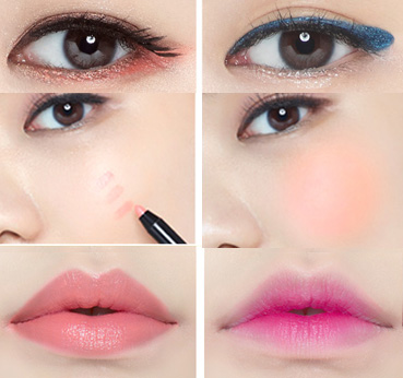 彩妝師PONY熱推過的一款萬能筆,除了睫毛膏之外,全部彩妝都只靠這一支筆就能完成!眉筆、眼影、眼線、腮紅、高光、遮瑕、唇彩,全部都在行,並且不易脫妝。