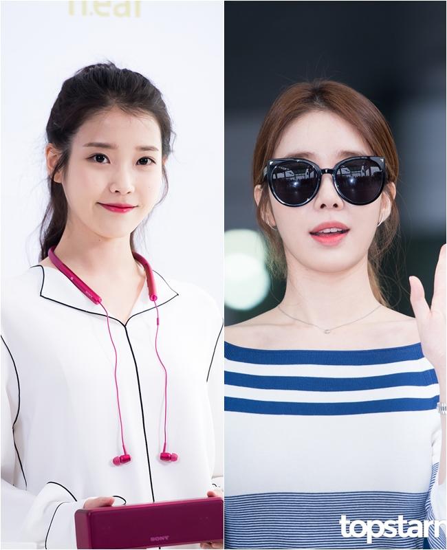雖然女子參加節目也有像 IU和劉寅娜這樣結為好友的組合,但是像是因為節目而互有摩擦的女偶像其實也不在少數。