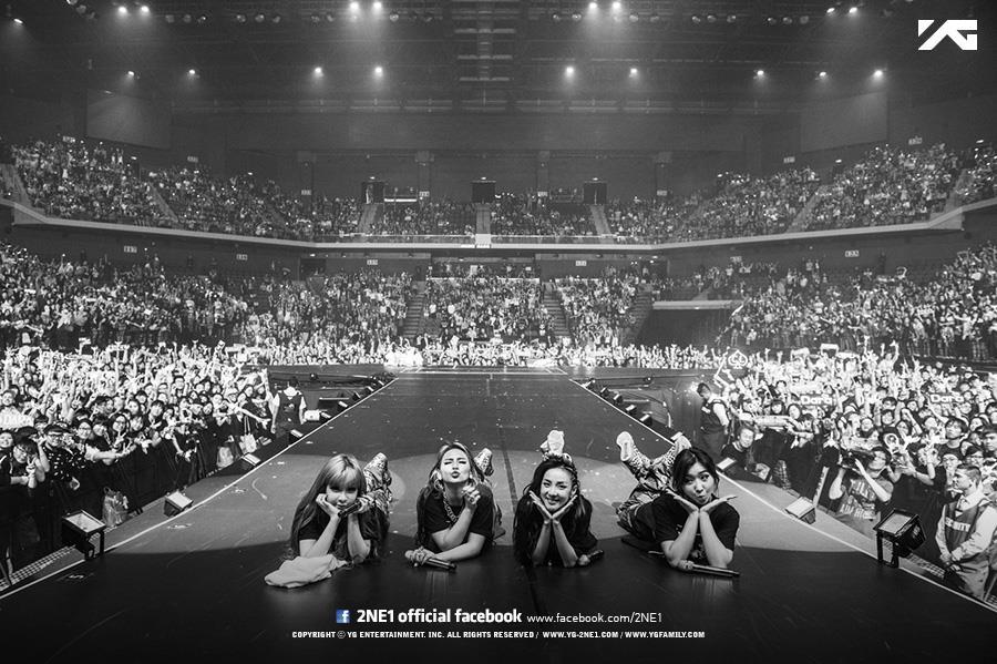 上個月正式離開2NE1,簽進新東家準備個人活動的Minzy,上週以全新的面貌並以個人的名義來到了台灣啦~~~