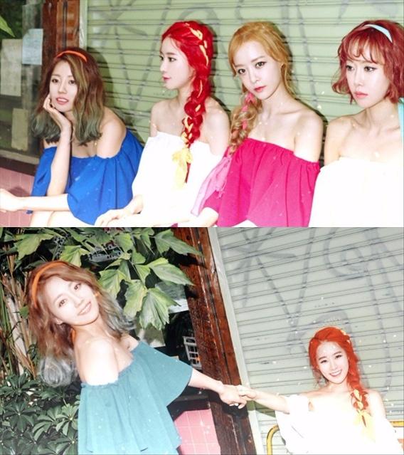 其實Melody Day的實力,還是有部分網友有發現~~因為她們默默唱了許多首韓劇OST…